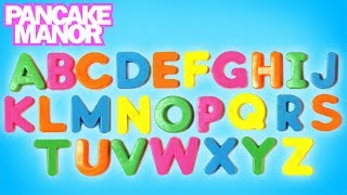 Alphabet Song for Kids | Pancake Manor