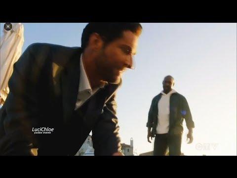 Lucifer 3x04 Amenadiel Stops Luci from Killing You're  Devil You Punish Season 3 Episode 4 S03E04