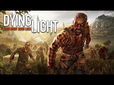 ZOMBIE PARKOUR!! (Dying Light)