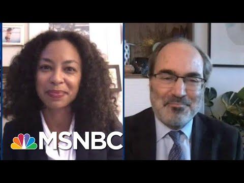 Trump Crashing In Key States, 'Red Wall' In Danger, As Dems Eye Record Turnout   MSNBC