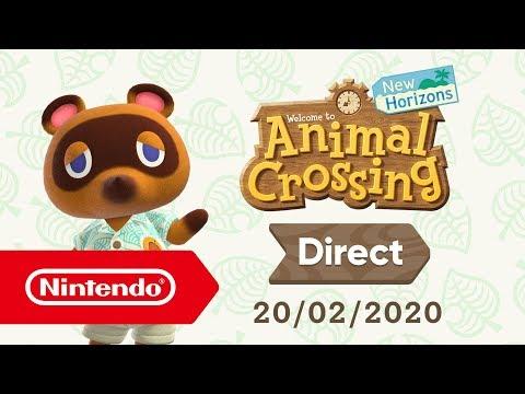 Animal Crossing : New Horizons : longée dans la vie insulaire