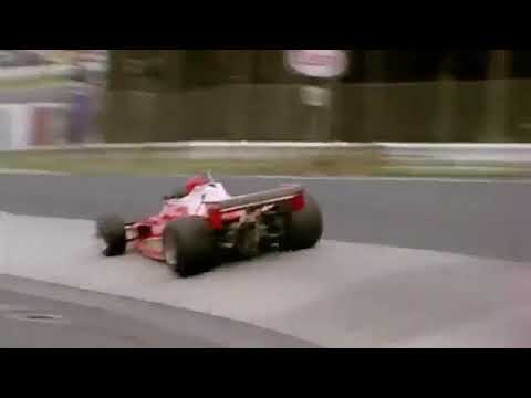Niki Laudas' comeback. The most courageous thing ever in Formula 1