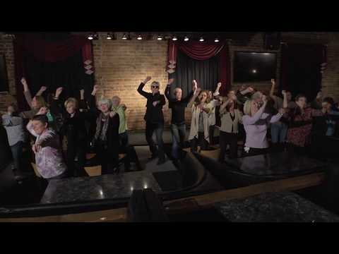 The Hot Flash Mob
