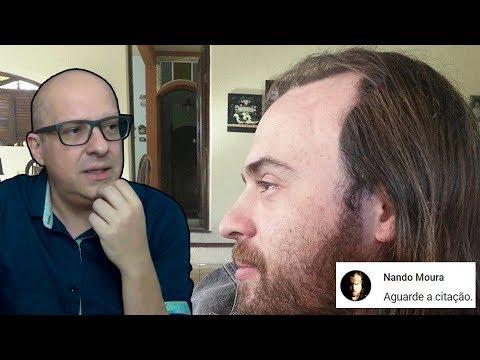 NANDO MOURA | Censura | ATAQUES Pessoais | Ameaças de PROCESSO e possíveis PROBLEMAS PSICOLÓGICOS