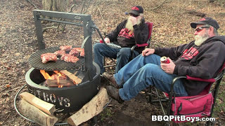 Pork Rib Chops by the BBQ Pit Boys by BBQ Pit Boys