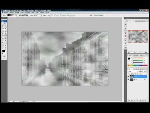 Aprende a simular niebla en cualquiera de tus fotos