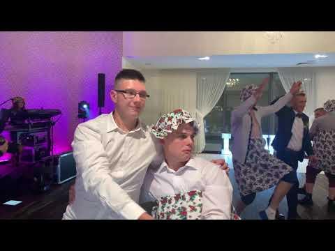 """ArQ Weddings - Oczepiny -""""Balet"""" (wesele Bobolice) Restauracja Trzy Korony"""