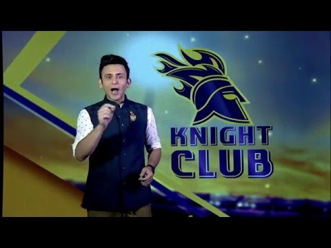 How to enter the Knight Club | Knight Club - Specials | Ami KKR‬ | I am KKR | VIVO IPL - 2016