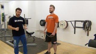 Mobilitet i overkroppen med 6 øvelser