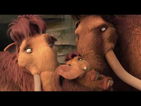 Ice Age: Dawn of the Dinosaurs/Best scene/Carlos Saldanha/John Leguizamo/Ray Romano