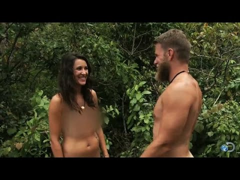 nude - Adam and Jaclyn meet on day 1 of their Naked and Afraid challenge in Nicaragua. | For more Naked and Afraid, visit http://dsc.discovery.com/tv-shows/naked-and-afraid#mkcpgn=ytdsc1 Catch Naked...
