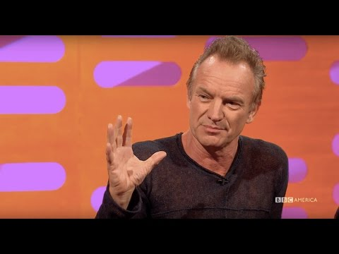 Sting Wanted To Be A Royal - The Graham Norton Show
