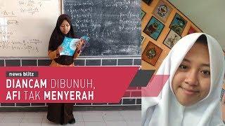 Video Diancam Dibunuh, Afi Nihaya Faradisa Tak Menyerah MP3, 3GP, MP4, WEBM, AVI, FLV Februari 2018