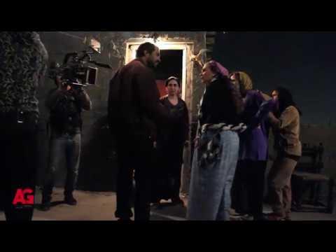 العرب اليوم - شاهد: كواليس مسلسل يسرا