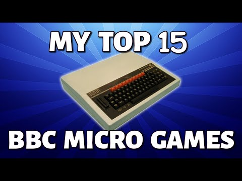 My Top 15 BBC Micro Games