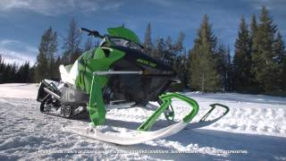 8. Arctic Cat 2016 ZR Engine-Drive Train