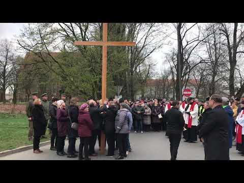 Wideo1: Miejska Droga Krzyżowa w Gostyniu