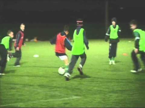 2007-11- Muhanned Bukhatwa (مهند بوخطوة), Knocklyon United F.C. Dublin Ireland, Libya.