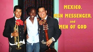 MEXICO, MSN MESSENGER, and MEN OF GOD An evening of storytelling, improv and comedy all centered on the theme of...