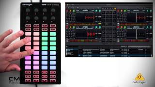 BEHRINGER VIDEO MANUAL: CMD LC-1 Gross Beat