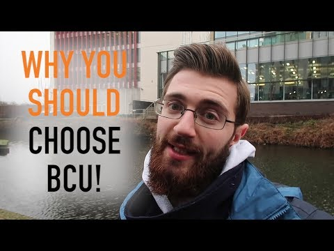 Why choose Birmingham City University (BCU)?