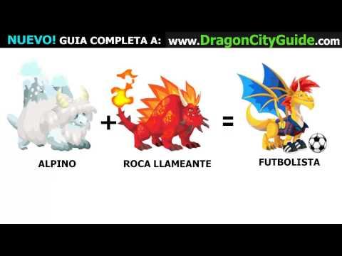 dragonfuego - http://www.DRAGONCITYGUIDE.com Dragon City Como Hacer Al Dragon Fuego Fresquito Al Dragon Futbolista Y Al Dragon Chicle Apareamiento Este dragón es un híbrid...