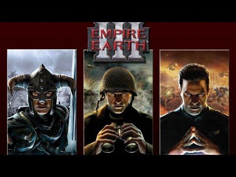 Видео обзор игры — Empire Earth 3. Стратегия в реальном времени Empire Earth 3.