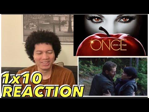 "Once Upon A Time Reaction Season 1 Episode 10 ""7:15 A.M."" 1x10 REACTION!!!"