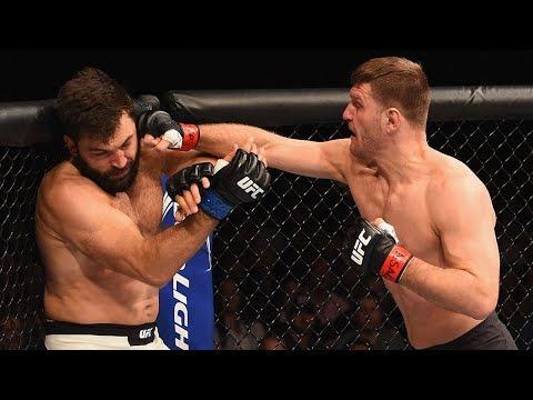 UFC 241: Top 5 nocautes de Stipe Miocic