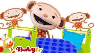 Video Cinco pequeños monos - BabyTV Español MP3, 3GP, MP4, WEBM, AVI, FLV Juli 2018