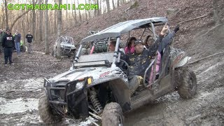 8. LOADED DOWN 4 SEAT RZR XP 900 CAN CLIMB