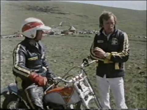 Blue Peter At The TT Races With John Noakes And Shep