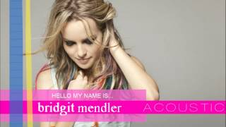 Bridgit Mendler - 5:15 (Acoustic Version) - HD