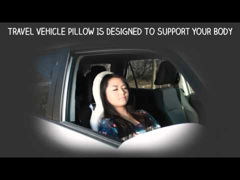 Travel Vehicle Pillow