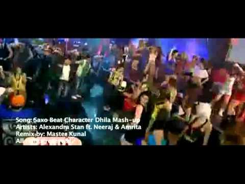Saxo Beat Ka Character Dheela (Master Kunal Mash-up)