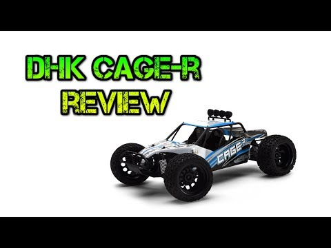 DHK Cage-R 8142 Review