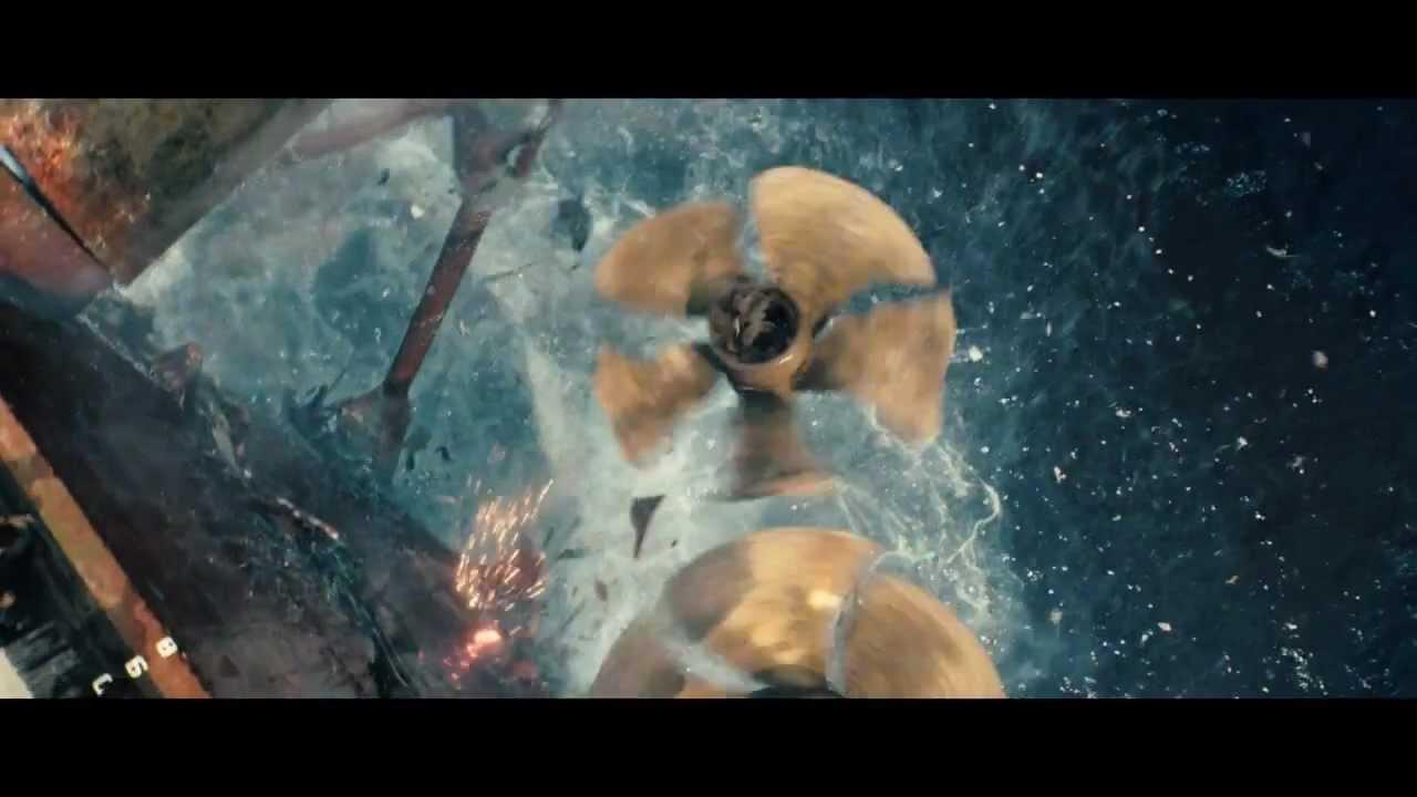 Movie Trailer:  Battleship (2012)