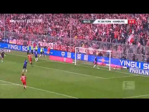 Ribery s best moments