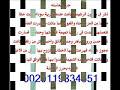 حرز الغاسله { اقوى الأوفاق للمحبه والقبول } لملك الأوفاق