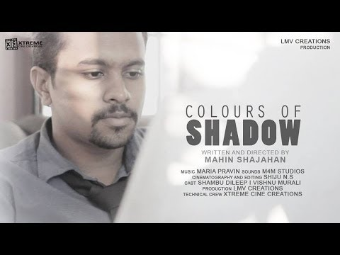 COLOURS OF SHADOW - a Silent Short film short film