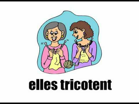 [Basic French lesson] [Vocabulary] Que font-elles