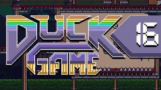 Duck Game w/ PokeaimMD, Chimpact, Gator & steve LAGGED OUT by PokeaimMD