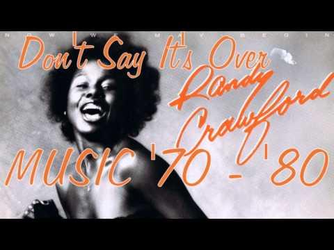Tekst piosenki Randy Crawford - Don't Say It's Over po polsku