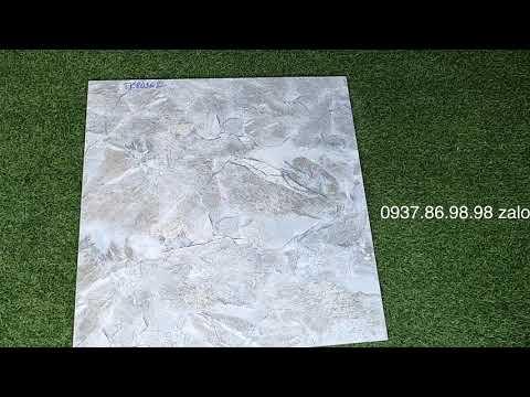 Gạch giả đá 80x80cm cao cấp cho không gian phòng khách