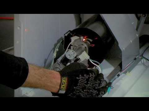 Gas Dryer Repair Video: Heating Problems