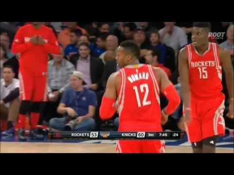 Dwight Howard's reverse alleyoop vs. Knicks