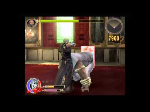 preview-Let\'s Play God Hand! hard mode - 006 - Who\'s the boss? Elvis! (ctye85)
