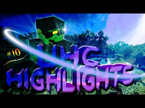 Minecraft - UHC Highlights #10 - Humiliation (видео)
