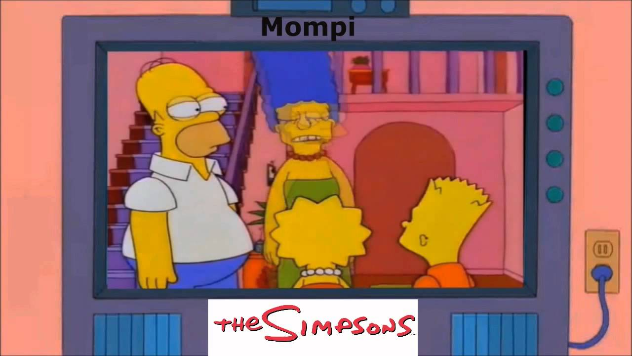 Los Simpson La Casita Del Terror VII Español Latino Completo