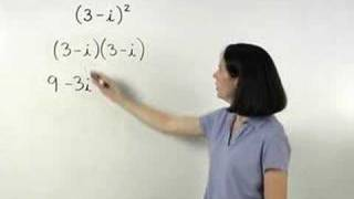 Complex Numbers - MathHelp.com - Algebra 2 Help